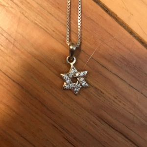 Jewelry - Star of David Necklace